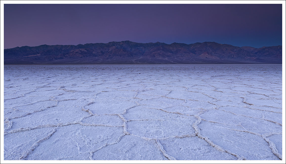 Death Valley N.P. Badwater Basin