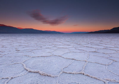 Death Valley N.P. Badwater Basin #1