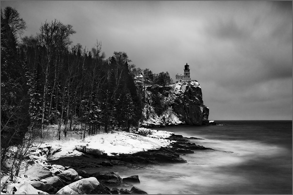 Split Rock Lighthouse Silver Bay Lake Superior Minnesota