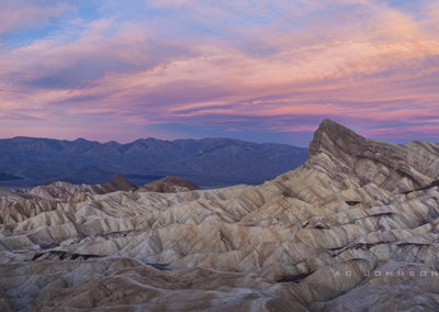 Death Valley National Park Zabriski Point