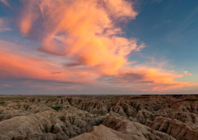 Badlands N.P. Overlook #7