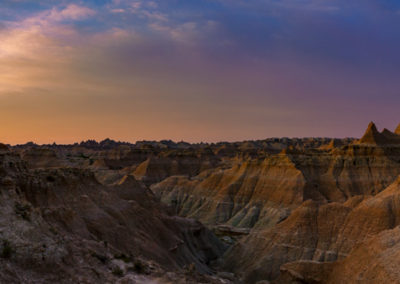 Badlands N.P. Overlook #8