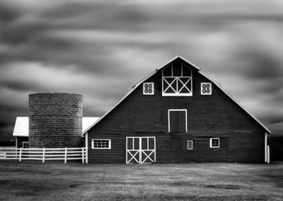 Barn In Wisconsin