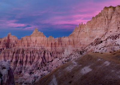 Badlands N.P. Cedar Pass