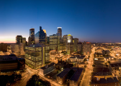 Minneapolis Skyline #1