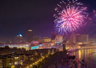 Saint Paul, MN Fireworks