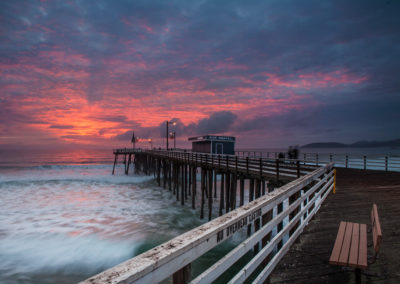 Pismo Beach Pier - California