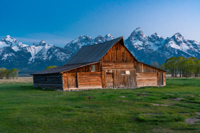 Grand Teton, TA Moulton Barn